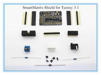 SmartMatrix Shield for Teensy 3.1