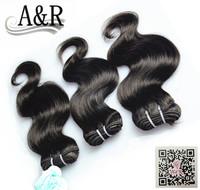 Natural wave 100% human Brazilian free shipping free shipping by DHL hair weave