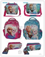 All Kinds of Frozen School Backpack Bags for Women Girls Anna and Elsa Orthopedic Children Bags for School Kids Mochila Escolar
