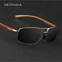 2014 New Arrivals Men Loved Fashion Polarized Shield Alloy Oculos Masculinos Retro Sunglasses Sun glasses For Man Eyewear