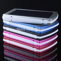 5 Colors 10000mAh Solar Charger Panel Sun Battery Pack Power Bank Solare Powerbank Carregador De Bateria for phone