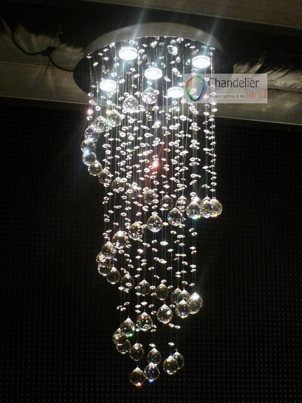 ingrosso Online soffitto lampadario di cristallo da Grossisti soffitto ...