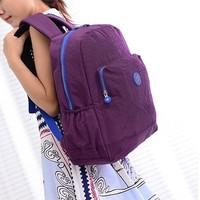 Fashion kippling mochila bag women school bag gril travel bag multifunction backpack mochila bag free shipping