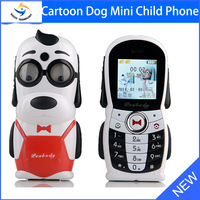 creative gift Christmas Gifts for children kids mini toy mobile cell phone long standby Power Bank with Bluetooth MP3 Russian