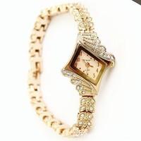 Martian man 2014 new arrival fashionHigh-end designer brand fashion gift watches ladies quartz watches free shipping D0001