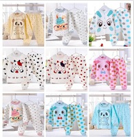 hot selling baby 2015 NEW Panda shaped Lovely Boy girl Pure cotton underwear suits,winter baby,children Keep warm 3color gifts