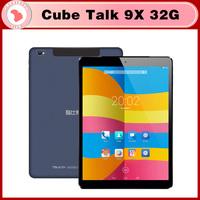 Cube Talk 9X U65GT Octa Core 3G Tablet PC 9.7 inch MTK8392 Octa Core 2.0GHz Phone Call 2048x1536 IPS 8.0MP  Camera 2GB RAM