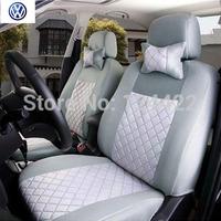 Free shopping Volkswagen Passat Magotan Sagitar New Bora Jetta Santana silk car seat cover car sets Four Seasons