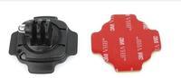 Go pro mount Gopro camera tripod 360 Degree go pro tripod Mount for Gopro Hero3 Hero3+ and for helmet surface,free shipping