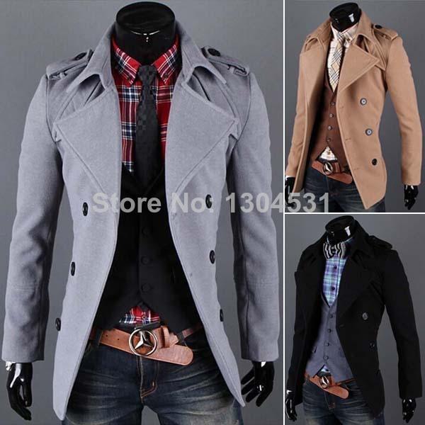 Slim Homme H&m Size M~xxl Mn369 h