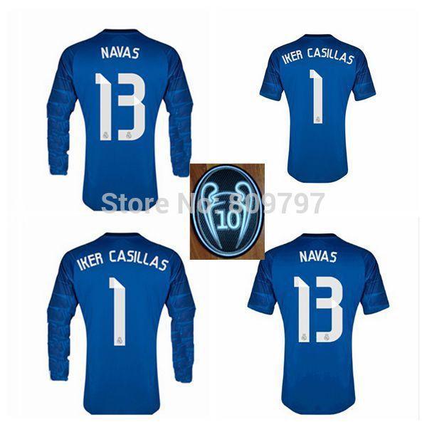 15 1# #13 Keylor Real Madrid GK 14 15 2015 14 15 real madrid