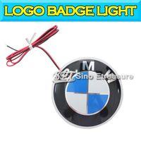 New 3D Led Car Logo Lamp Auto Led Emblem Lamp Rear Logo Badge Light Red/Blue/White