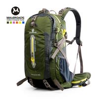 2014 Hot Sale Brand Outdoor Mountaineering Bag Unisex Waterproof Nylon Climbing Backpacks Men's Travel Sport Bag Hiking Backpack