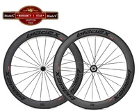BladeX PRO ROAD CARBON WHEELSET 460T - 60mm Tubular Carbon Wheels; Ceramic Bearings; Basalt Braking Surface;Bike wheels;Rim