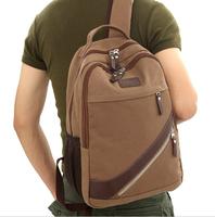 European men's backpacks casual school bags canvas shoulder and travel bags