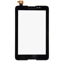 """For 7"""" Lenovo A7-50 A3500 Tablet Touch Screen Panel Digitizer Glass Lens Sensor  Repair Parts Replacement + Tracking Number"""
