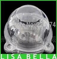 Plastic Single Individual Cupcake Muffin Dome Holders
