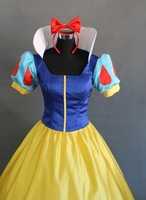 Princess Dress From Snow White Movie Cosplay Costume For Christmas And Halloween