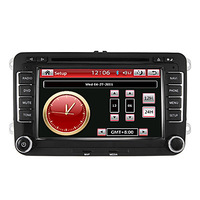 "7"" Car Radios DVD GPS Player for VW Passat B6/Sagitar/Magotan/Touran/Tiguan/Golf 6/Jetta(2009-2011) auto stereo media player"