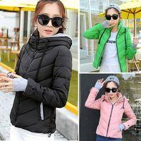Plus size L,XL,XXL 2014 new winter high quality down jacket warm down parka women's winter coat hooded 865