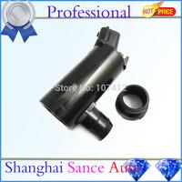 Windshield Washer Pump 98510-26000 For Hyundai Accent Santa Fe / Kia Rio 2001 2002 2003 2004 2005 2006 2007 2008 09 10(PSDJ031)