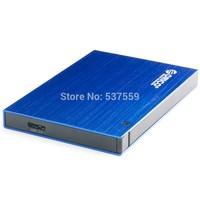 "Warehouse Drop Shipping ORICO 2595US3 Tool Free USB3.0 2.5'' SATA External Hard Drive Case Aluminum Enclosure for 2.5"" HDD SSD"