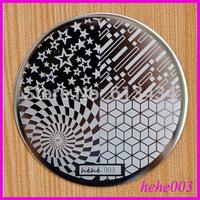 Free Shipping   8pcs/lot  hehe003  hehe Stamping Plates hehe001-060