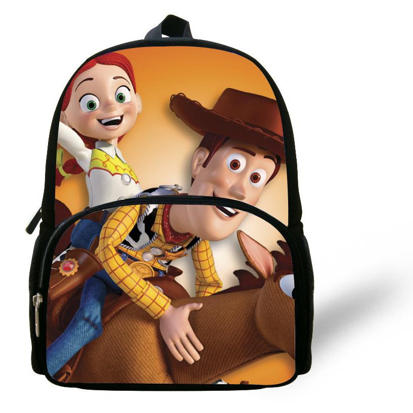 12 inch Cowboy Woody morral de Toy Story bolsos de escuela para chicos ...