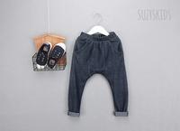 children's wear children's jeans imitation cowboy haroun pants
