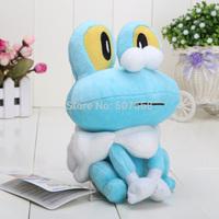 8'' Free Shipping Super Cute Pokemon Froakie Plush Toy Stuffed Animal Retail