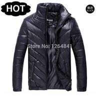 duck down jacket men 2014 New arrival fashion Men's thicking coat winter overcoat outwear winter Duck Down Jackets Coat
