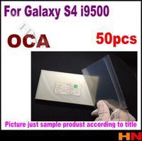 50pcs 5.0 inch 250um OCA optical adhesive for Samsung Galaxy S4 i9500