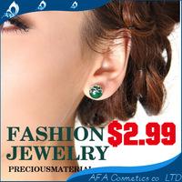 Korean jewelry sterling  earrings  free  shipping