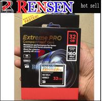 Free Shipping+ high speed 1067X Compact Flash CF Card 160M/S 32GB 64GB 128GB