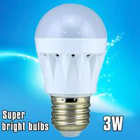 Energy saving SMD2835 5W E27 220V Led bulb lamp Warm white/ white 1Pcs only Free shipping