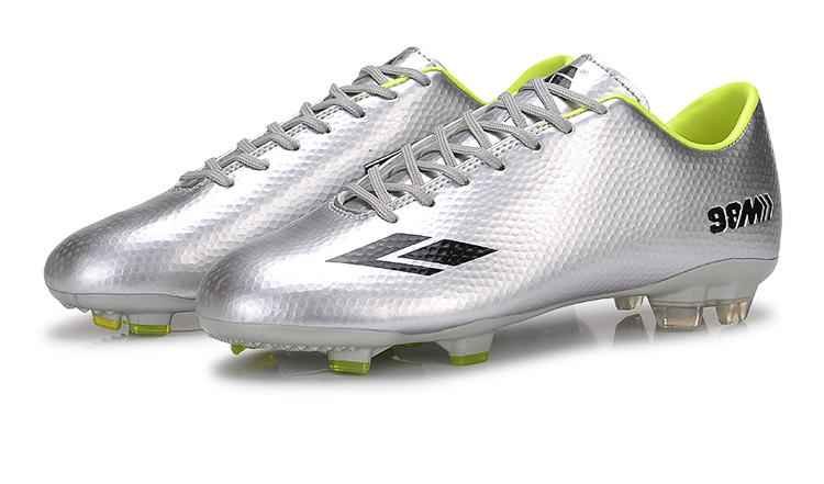 Novo design de borracha PU das mulheres dos homens sapatos de futebol de salão botas de futebol chuteiras tênis(China (Mainland))