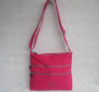 2014 Fashion women brand kip bag waterproof nylon handbag shoulder bag leisure messenger bag Free shipping