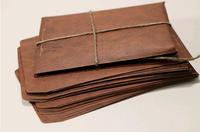 (1 Lot =20 Pcs) DIY Scrapbooking Kraft Paper Envelopes Vintage Mini Envelope Color Envelopes