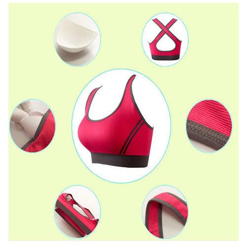 2014 Women Sexy Seamless Sport Bra Top Comfortable Bra Push up For Yoga Sports Sleep Fitness Clothing S M L(China (Mainland))