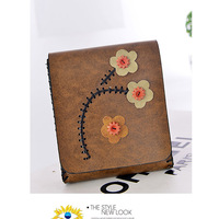 Handmade vintage small flower women bag women messenger women's hand mango brand fashion shoulder clutch bags woman handbags