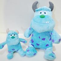 1 PCS Monsters Little Hairy Monster Plush Toys Plush toys cartoon Toys for children