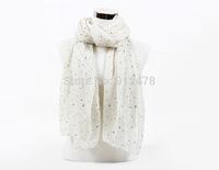 2014 New Arrival Women Elegant Vintage Stars Print Scarf Bershka Brand Designer Scarves Silk Style Fashion Muffler For Woman