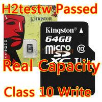 Kingston Micro Sd Card 64gb Class 10 Flash Card Cartao De Memoria Sdxc Microsd 32GB Tf Card 64GB Memory Card Retail Package