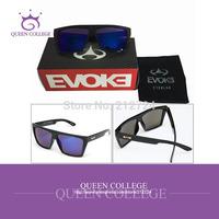 Queen College with Original case EVOKE Afroreggae sunglasses men Good quality Newest Fashion sun glasses UV400 AE0173