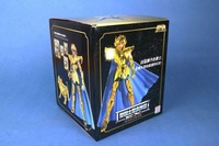 2014 QQ saint seiya Leo Lion Leone Aioria Aiolia  myth cloth ex  [ wiht holy garments form ] action figure children gift