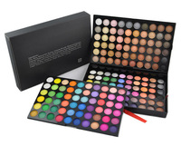 Fashion Nake 180 Color Eyeshadow Cosmetics Mineral Makeup Plate Professional Make Up Neutral Eye Shadow Palette Kit Multi Colors