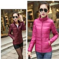 PromotionFree Shipping 2015New WomenWinter Keep Warm Jacket Microfiber Fashion Women Casual Slim Winter Outwear Female Coat