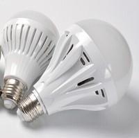 5W plastic case SMD Led bulb