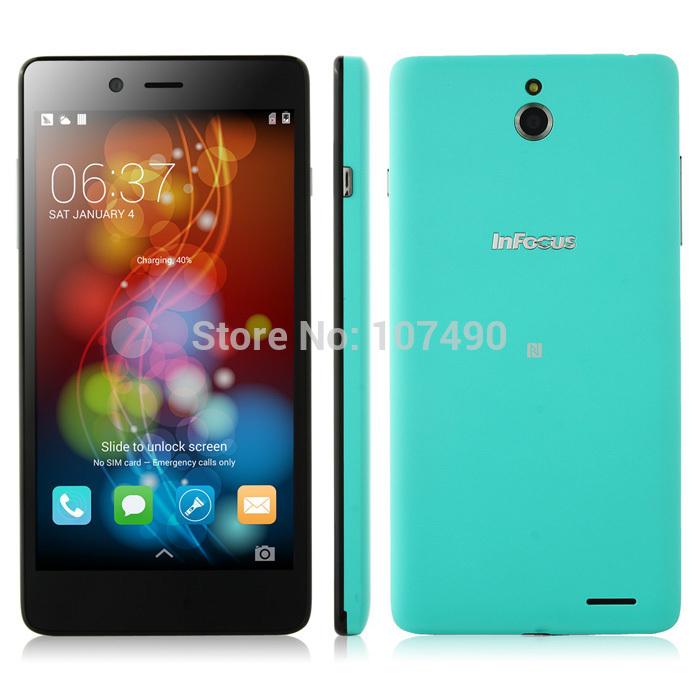 Мобильный телефон Foxconn Infocus M512 4G FDD LTE 5,0 MSM8926 4.4 HD 1 4 8.0MP 4 g 2500mAh мобильный телефон lenovo a616 4g fdd lte 5 5 ips mtk6732m 512 8 5 gps dual sim