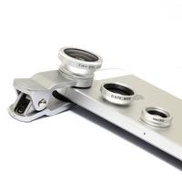 Fisheye Fish eye for iPhone 5s moto g lente fish years cell lens lens iphone 5s fisheye universal 3 in 1 fish eye+macro+wide and